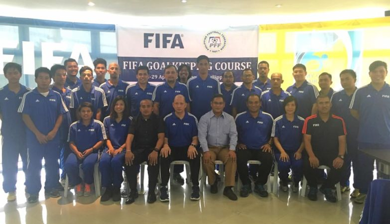 FIFA MA Coaching Course 2016
