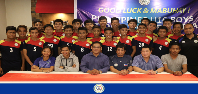 2015 Squad of Philippine U16 B2015 Squad of Philippine U16 Boys National Team.oys National Team.
