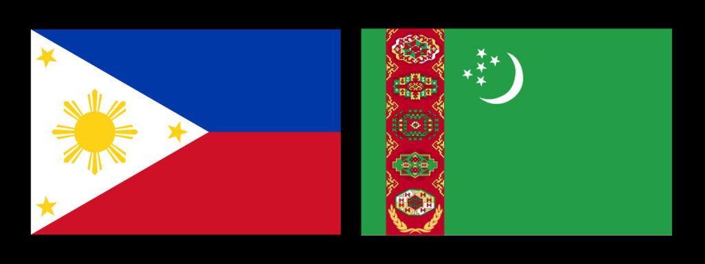Philippines vs Turkmenistan