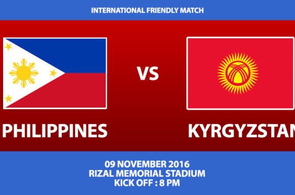 Philippines vs Kyrygzstan