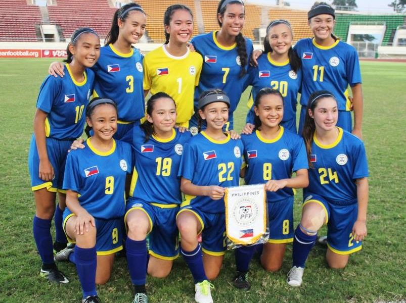 Girls under 15 archives the philippine football federation philippine girls u15 finish second in aff girls u15 championship thecheapjerseys Image collections