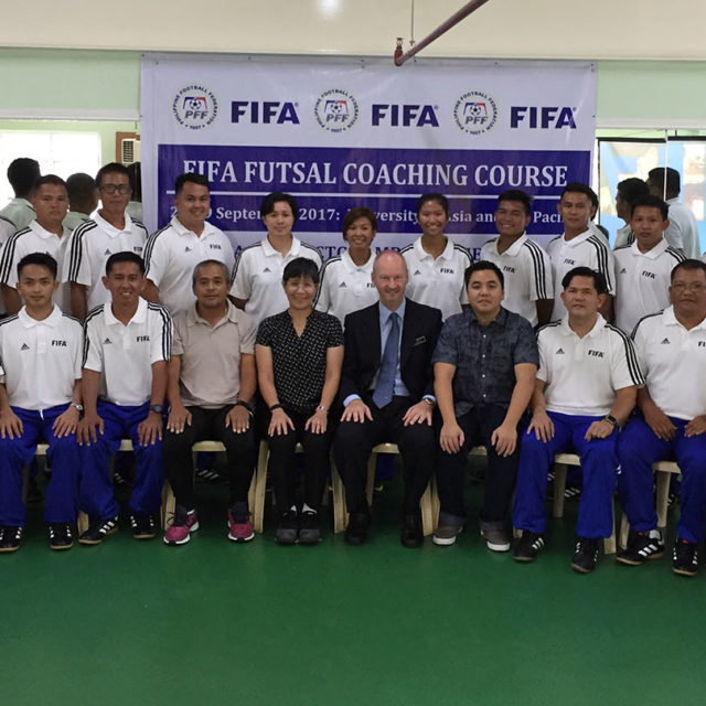 Aff U18 2019: Philippines Under-18 Team Face Stiff Opposition In AFF U18