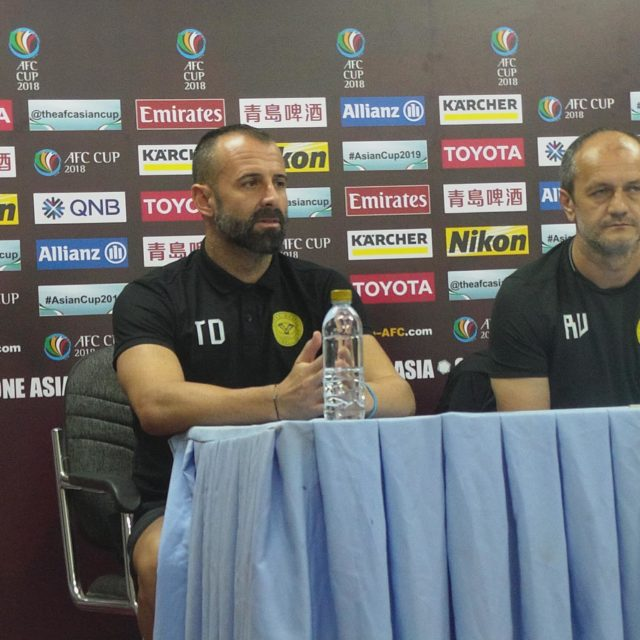 Legendary Coach Vic Hermans Conducted the AFC Futsal Level 2