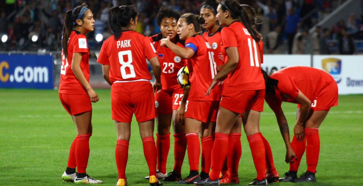 Philippines Stake Women s World Cup Aspirations Against Thailand ... d4fa2b0f6