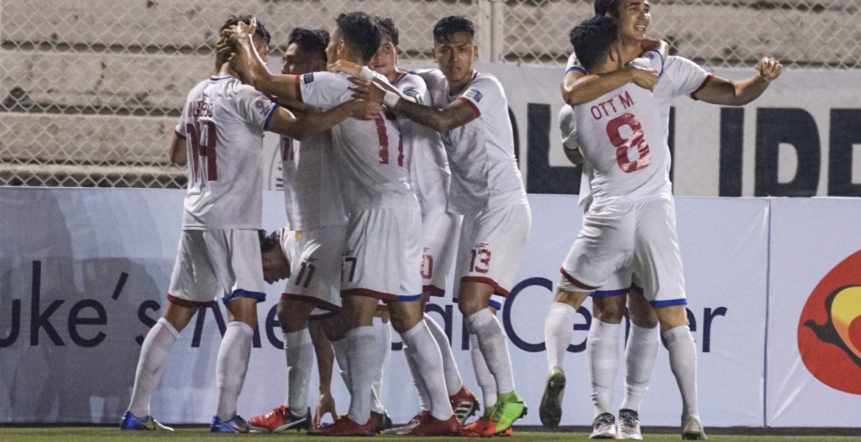 Philippines Face Oman in Qatar - The Philippine Football Federation 9342b8433