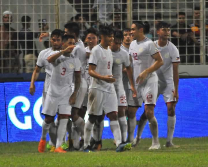 Bangabandhu Gold Cup 2018  Laos 1-3 Philippines - The Philippine ... c2a70c663