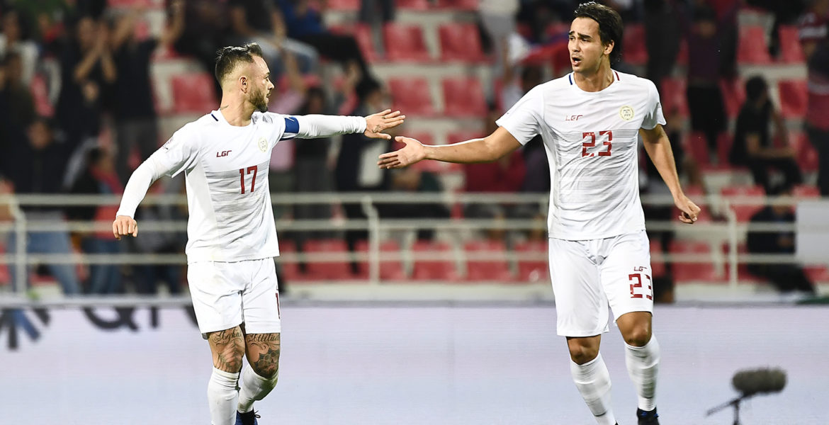 fb9692f87 Asian Cup 2019  Kyrgyz Republic 3-1 Philippines - The Philippine ...