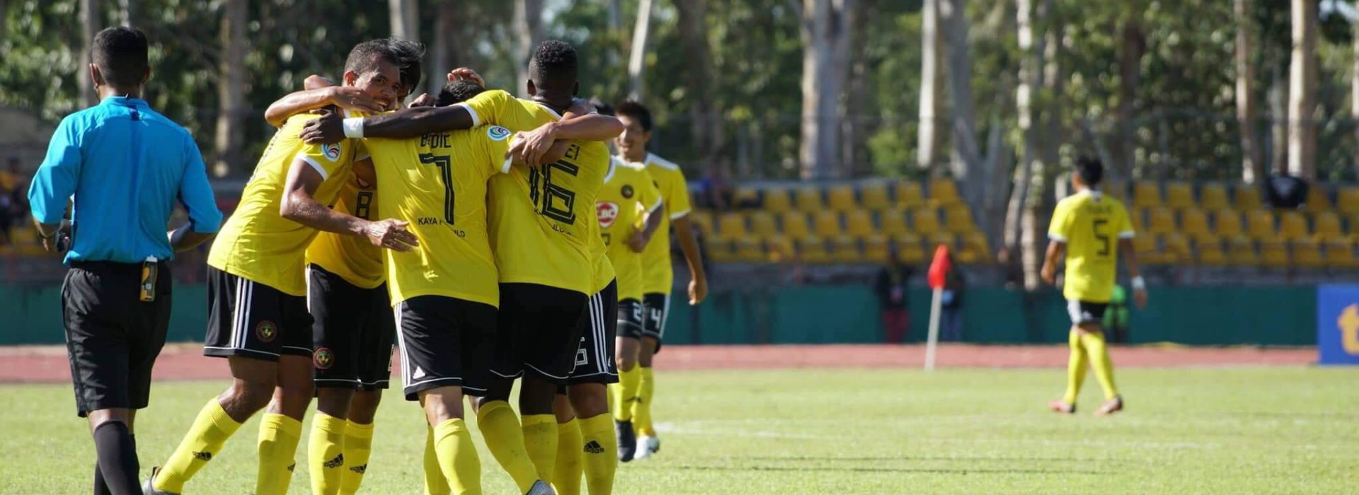 AFC Cup  Becamex Binh Duong 2-3 Ceres Negros  Kaya FC Iloilo 5-0 Home  United. Philippine professional ... c37911a17