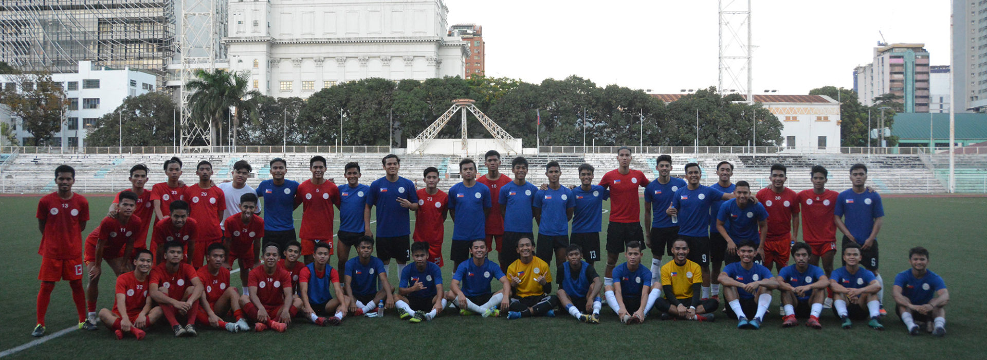 Philippines Men s Under-23 in AFC U23 Championship 2020 Qualifiers c399082c8