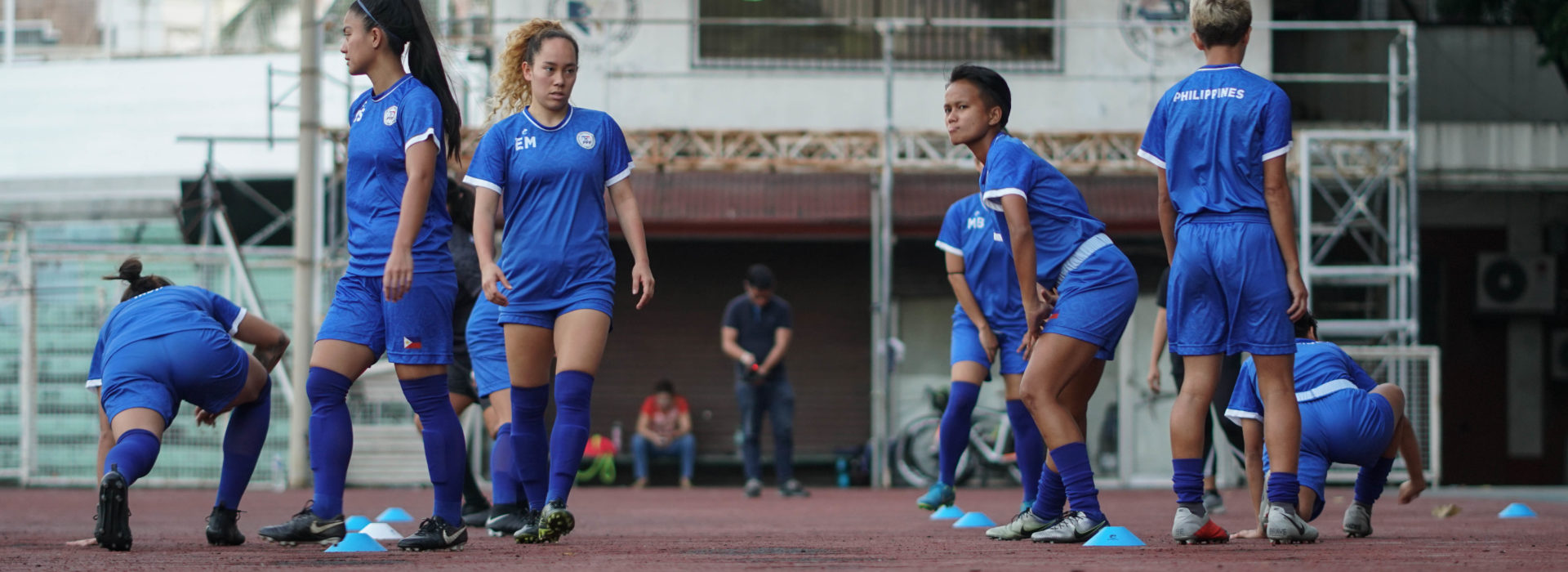 Philippines WNT in Full Preparation for Olympic Qualifiers Round 2. The  Philippines Women s National Team s ... dbe4534e5