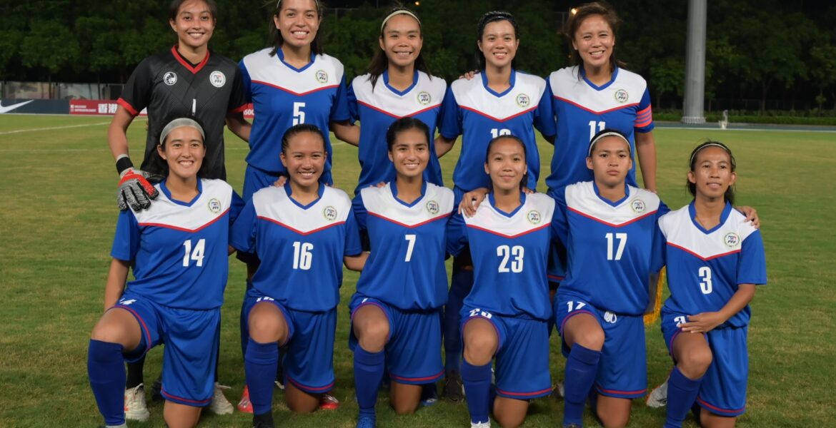 Philippines women's national football team results